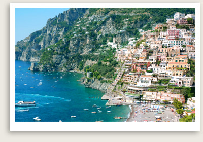 positano - Amalfi Coast Private Tours