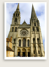 chartres private tour