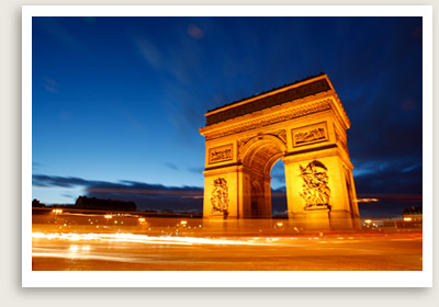Paris Vacation Package - Arc de Triomphe - by Well Arranged Travel