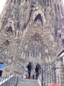 Sagrada Familia - Spain Tour